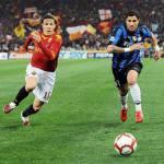 Supercoppa Italiana, Ranieri ha un dubbio: Taddei o Menez?