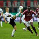 Calciomercato Milan, Emanuelson saluta l'ex compagno Taiwo su Twitter
