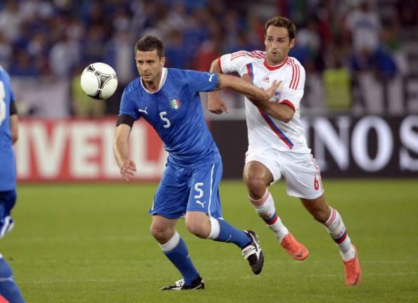 Italy v Russia - International Friendly