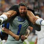 Inter, Toldo lascia il calcio dopo 10 anni dall'impresa olandese
