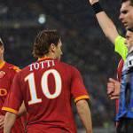 Serie A, squalifica Totti: salterà la Lazio, ci sarà con la Juventus