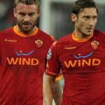 Calciomercato Roma, Totti sicuro: De Rossi rinnoverà