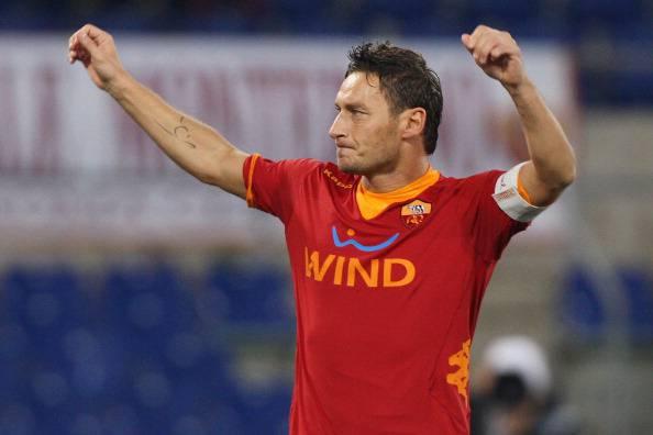 Totti39  Roma Fiorentina, voti, pagelle, tabellino dellincontro di Serie A