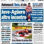 Tuttosport: Juve-Aguero altro incontro