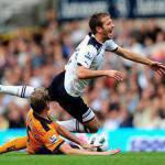 Champions League, nel Tottenham espulso Van der Vaart, salterà la sfida contro l'Inter