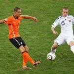 Mercato Real Madrid, Van der Wiel alternativa a Maicon
