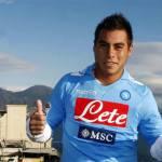 Calciomercato Napoli, Vargas: il Catania lo voleva fortemente, ma…