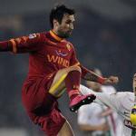 Calciomercato Roma Inter, Vucinic nel mirino del Liverpool
