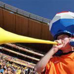 Calcio, la Uefa dice no alle vuvuzelas