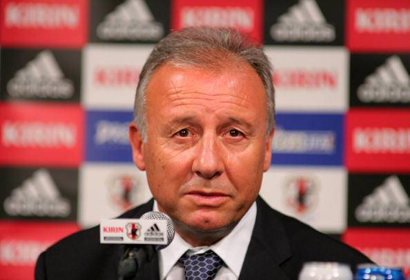Alberto Zaccheroni Is Appointed As Japan National Team Coach