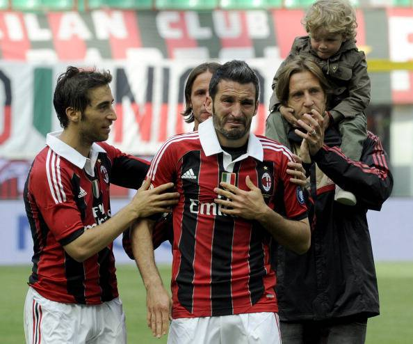 AC Milan v Novara Calcio  - Serie A