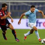 Calciomercato Lazio, Zarate polemico su Twitter, l'addio è vicino