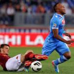 Napoli, intervento al ginocchio per Zuniga: sarà operato lunedì a Villa Stuart