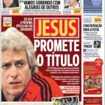 A Bola: Jesus promette il titolo