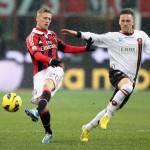 Calciomercato Milan, Antonini e Abate: si aspetta l'offerta giusta
