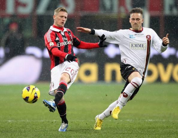 AC Milan v Reggina Calcio - TIM Cup