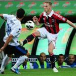 Milan-Inter, che sfottò dei tifosi nerazzurri: agli 11 nerazzurri si aggiunge anche un rossonero! – Foto