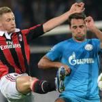 Calciomercato Milan, ag. Abate: Al momento resta, ma se lo Zenit alza l'offerta…