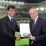 """Scudetti Juventus, Abete puntualizza: """"Sono 31? Da una parte c'è il cuore, dall'altra la contabilità ufficiale"""""""