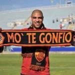 """Roma, ecco le prime parole di Adriano: """"Che accoglienza, sembra di stare a Rio. Faremo una grande stagione"""" – Foto"""