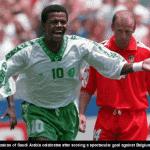 Mondiali Sudafrica 2010, i gol più belli della manifestazione: Al Owairan vs Belgio, 1994 – Video