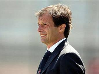 """Массимилиано Аллегри: """"Интер"""" – фаворит в борьбе за скудетто"""