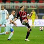 Milan-Palermo, la moviola dice che il rigore su Ambrosini non c'era