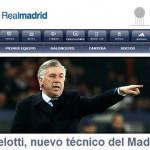 Calciomercato Real Madrid, ufficiale: Ancelotti è il nuovo allenatore!