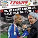 """Mondiali Sudafrica 2010: Francia, Domenech contro la squadra: """"Avevo davanti un muro di bambini viziati"""""""