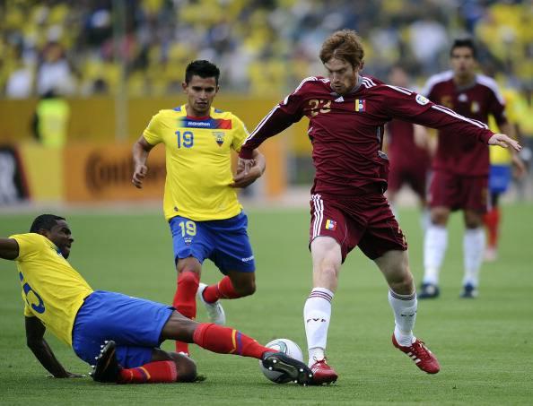 aristeguieta Calciomercato Napoli, dal Venezuela un nuovo attaccante: Fernando Aristeguieta nel mirino?