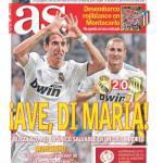 As: Ave Di Maria