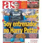 As: Sono un allenatore, non Harry Potter