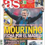 As: Mourinho firma per il Real