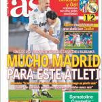 AS: Tanto Madrid per questo Atletico