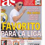 As: Favorito per la Liga