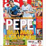 As: Pepe verso il Camp Nou