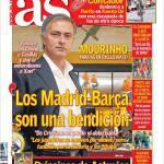 """As: """"I Real Madrid-Barcellona sono una benedizione"""""""