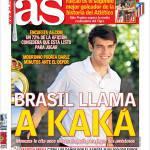 As: Il Brasile chiama Kakà