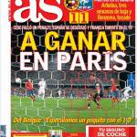 As: Vincere a Parigi