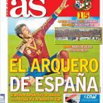As: L'arciere di Spagna