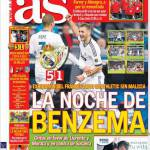 As: La notte di Benzema