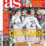 As: Cristiano y Callejones