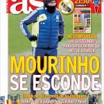 As: Mourinho si nasconde