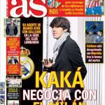 As: Kakà negozia con il Milan