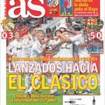 AS: Lanzados hacia el Clasico