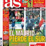 As: Il Real Madrid perde il sud
