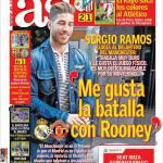 """As: """"Mi piace il duello con Rooney"""""""