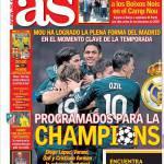 As: Programmati per la Champions