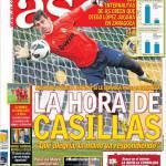 As: L'ora di Casillas