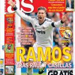 As: Ramos tra Raul e Casillas